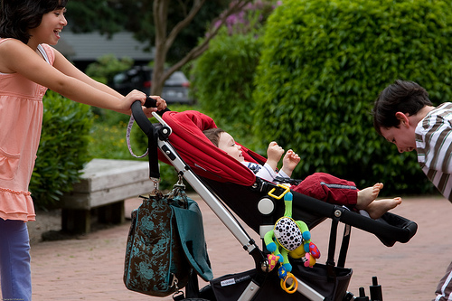 bebina kolica i nosiljka