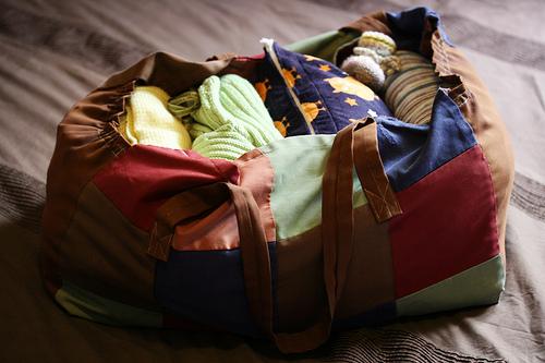 bebina torba za pelene