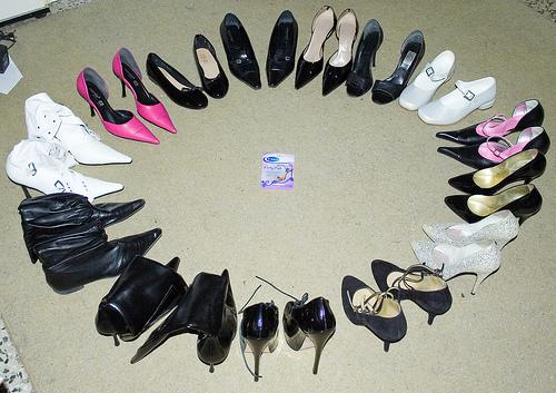 cipele u krugu