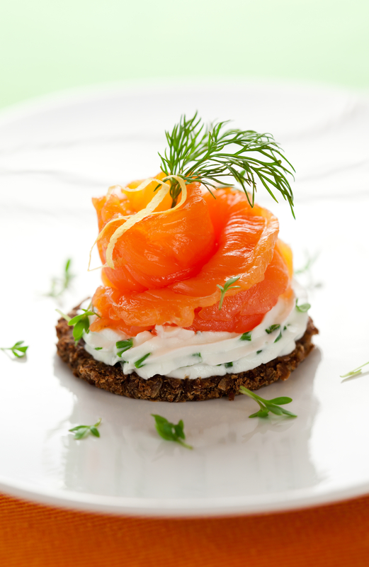http://www.dreamstime.com/stock-photos-canape-smoked-salmon-image21982973