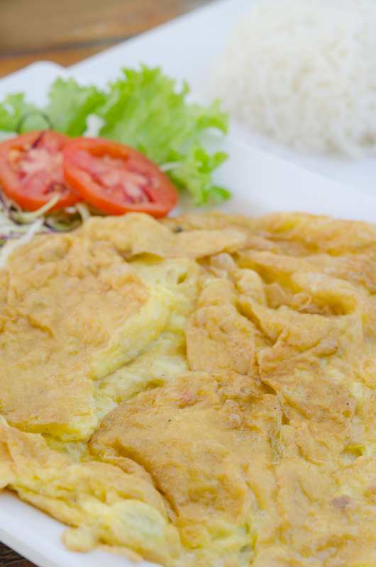 http://www.dreamstime.com/stock-images-asian-style-omelet-image38095034