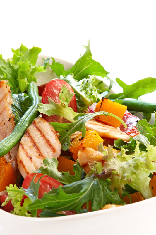 http://www.dreamstime.com/stock-photography-chicken-vegetable-salad-image7650282