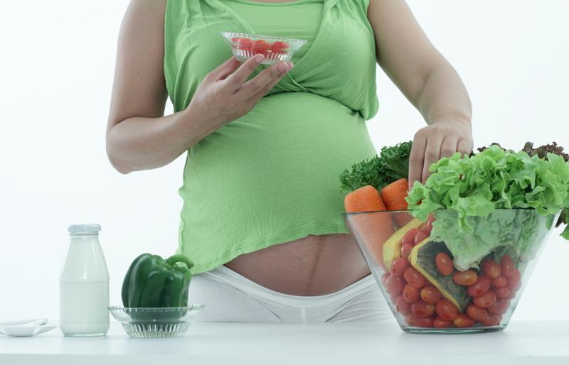 trudnica salata i voce
