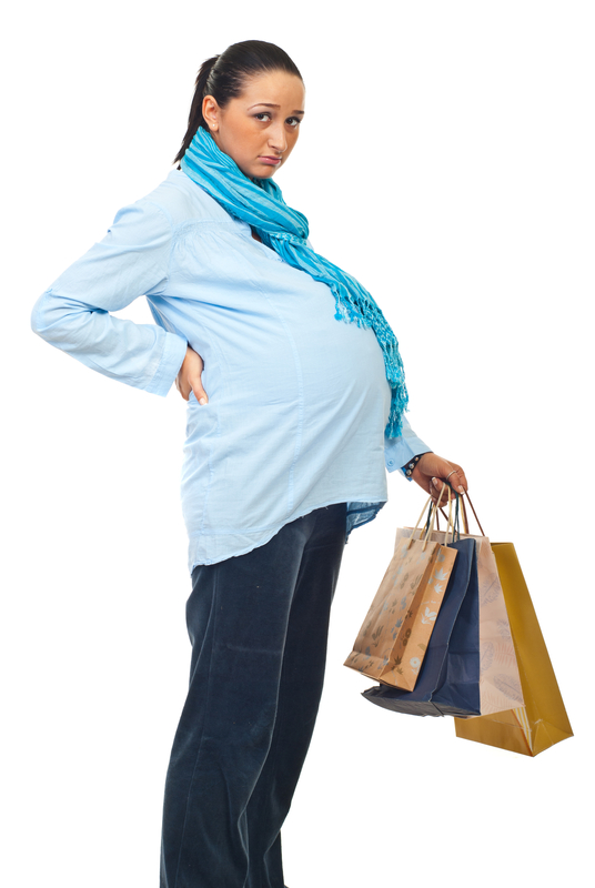 http://www.dreamstime.com/royalty-free-stock-image-pregnant-shopping-backache-image17018866