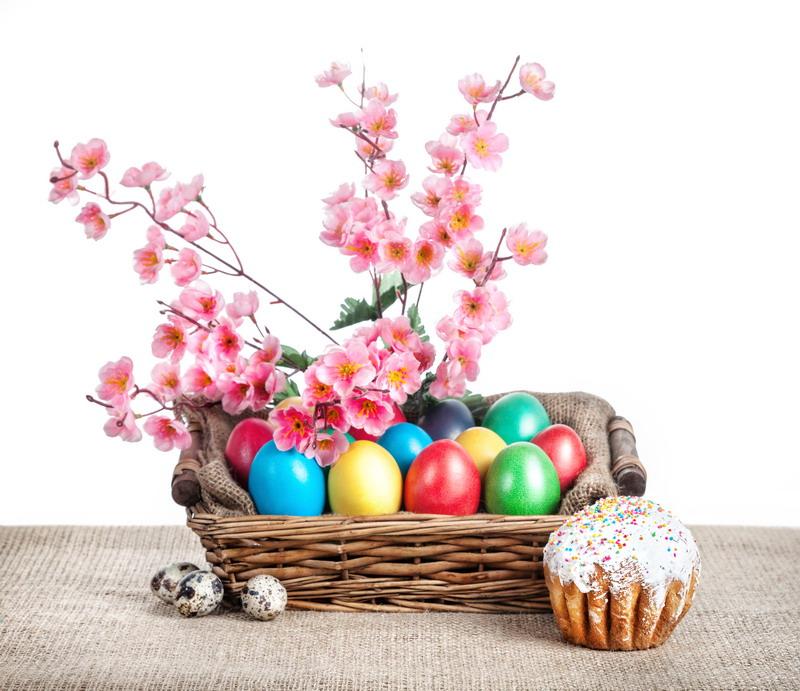 vaskrsanja jaja dekoracija