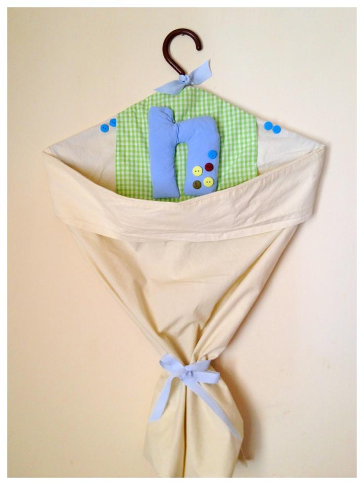 vreca za bebinu odecu 1
