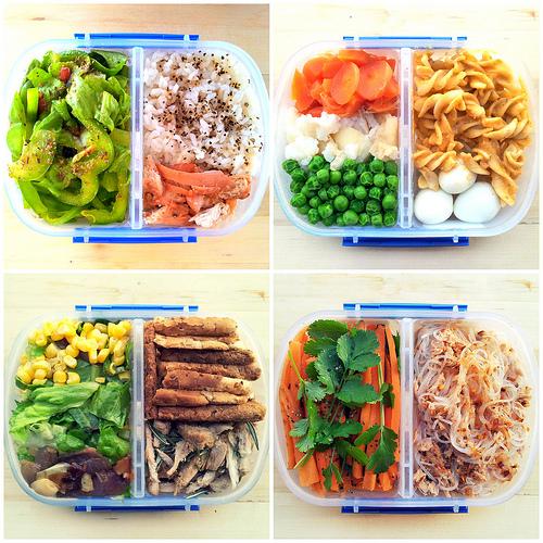 zdrava hrana 4 vrste