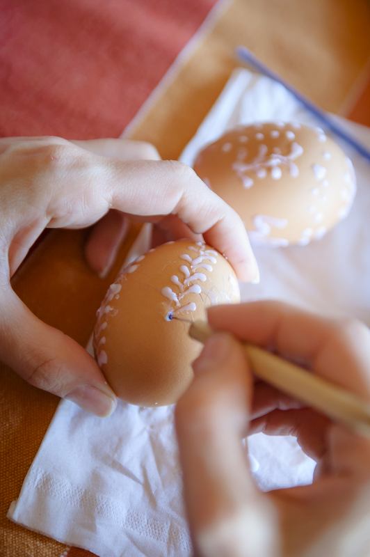 http://www.dreamstime.com/stock-photos-easter-decoration-eggs-wax-eastern-traditional-polish-egg-kraszanka-homemade-tradition-image36842113