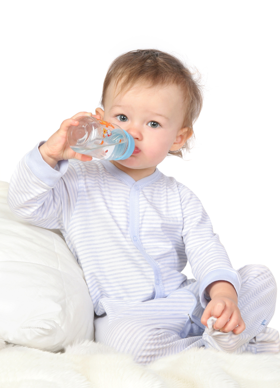http://www.dreamstime.com/stock-photos-baby-drinking-water-image8057443