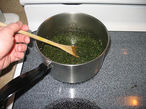 kopriva kuvanje