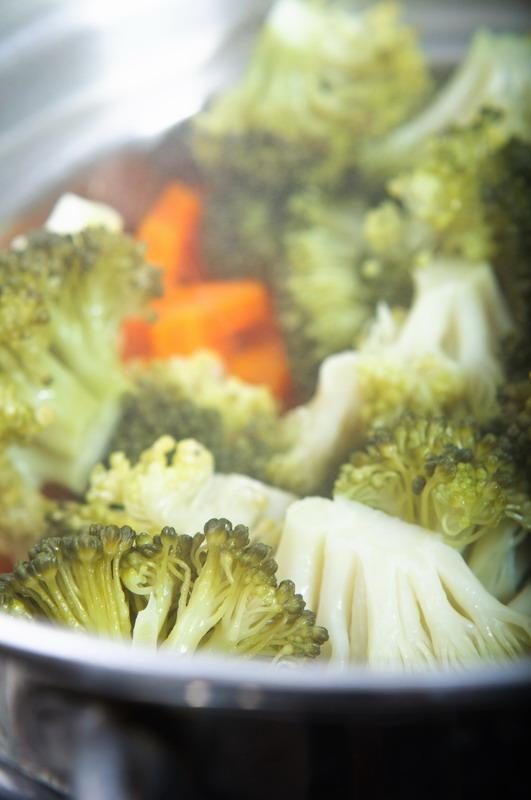 povrce na pari