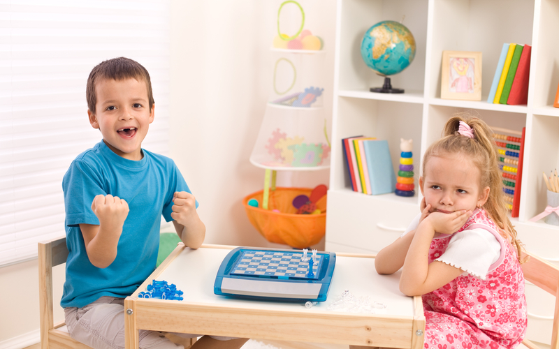 http://www.dreamstime.com/stock-image-childhood-rivalry-siblings-image18882271