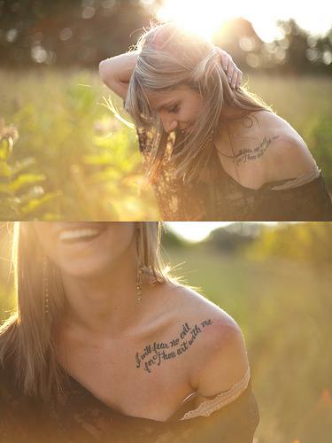 tetovaza devojka sunce