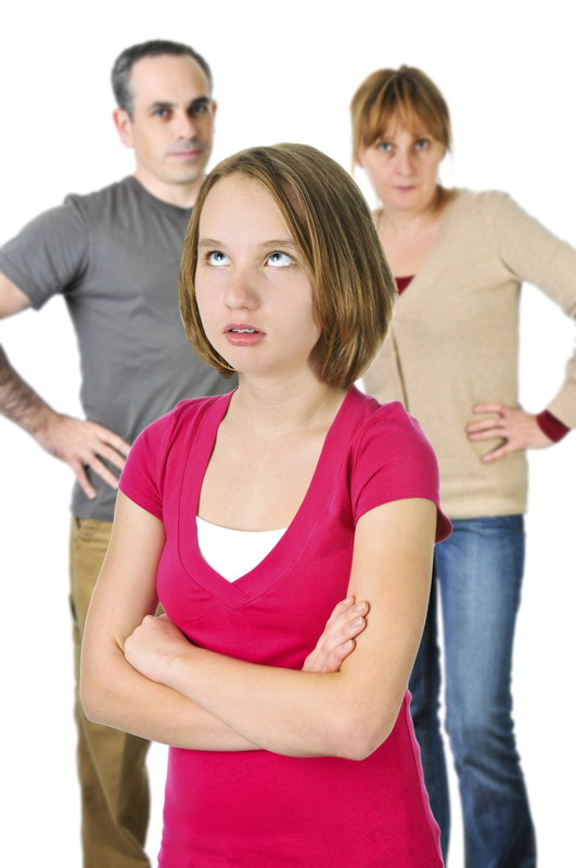 tinejdzerka sa svadja sa roditeljima