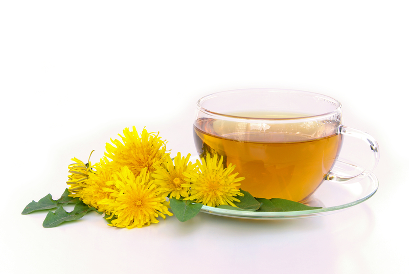 http://www.dreamstime.com/stock-photos-tea-dandelion-image9331393