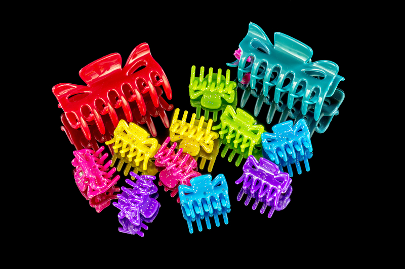 http://www.dreamstime.com/stock-image-assortment-plastic-hair-clips-young-girls-different-colors-image39731671
