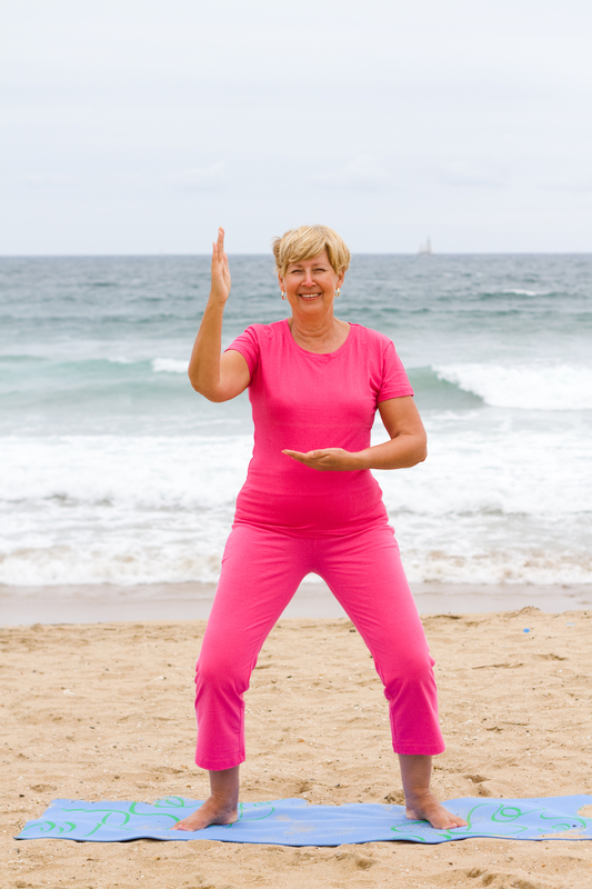 http://www.dreamstime.com/royalty-free-stock-image-elderly-woman-exercise-image12633986