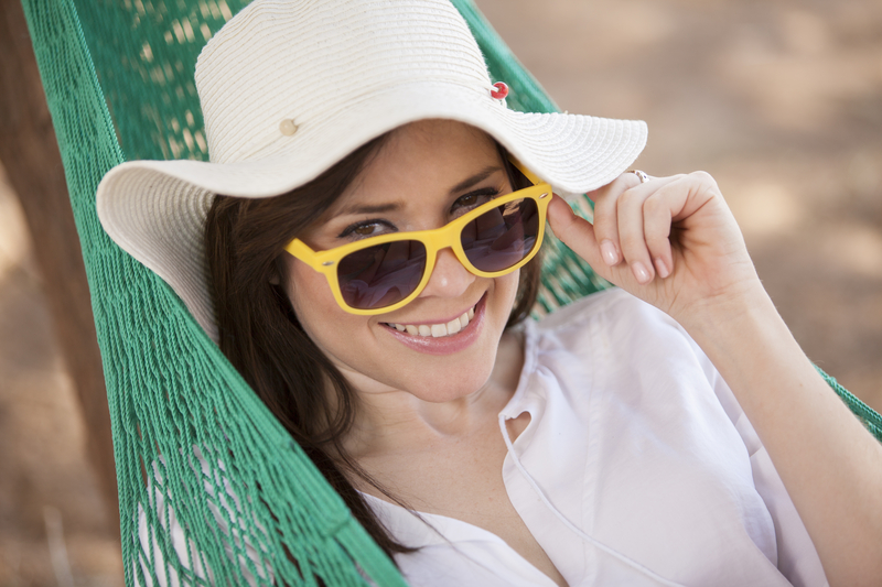 http://www.dreamstime.com/stock-photos-happy-woman-hammock-pretty-young-laying-smiling-sunny-day-image33881733