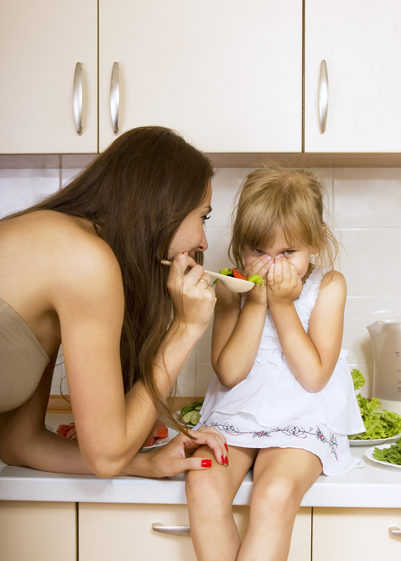 http://www.dreamstime.com/stock-photos-girl-no-appetite-kid-does-not-want-to-eat-salad-image33210073