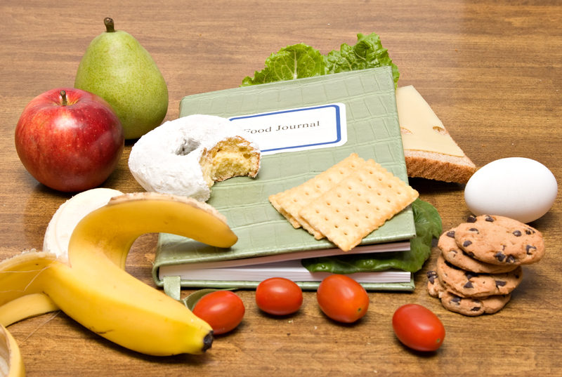 http://www.dreamstime.com/stock-images-food-diary-journal-image7744654