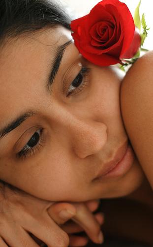 prirodna lepota ruza
