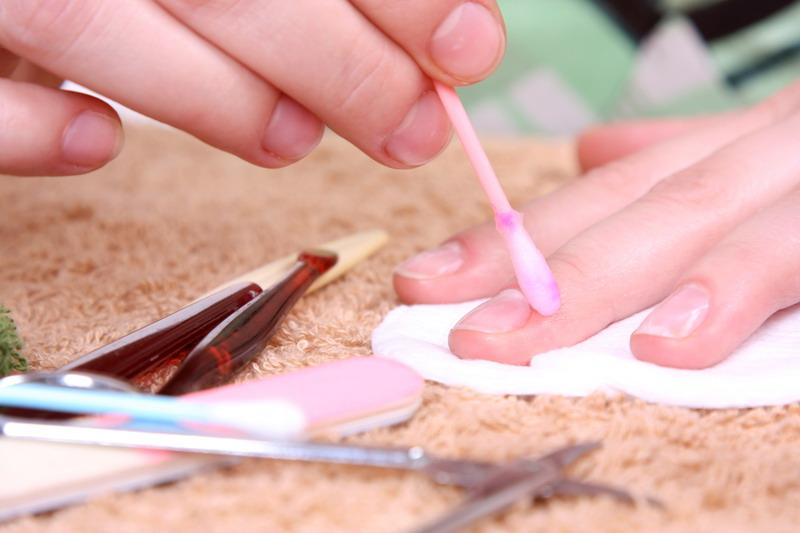 sredjivanje noktiju ciscenje