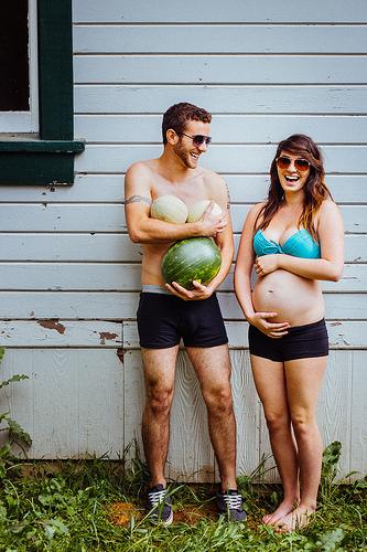 trudnica i suprug