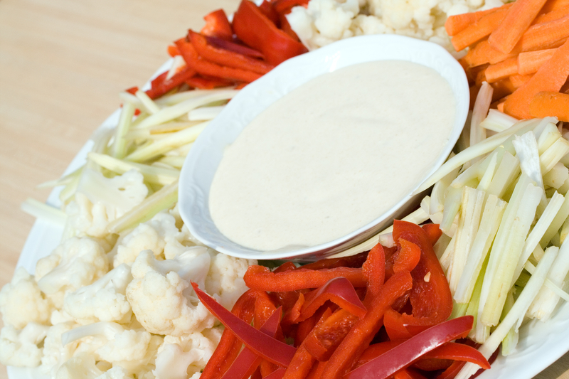 http://www.dreamstime.com/stock-photos-raw-vegetable-pieces-dip-image29620133