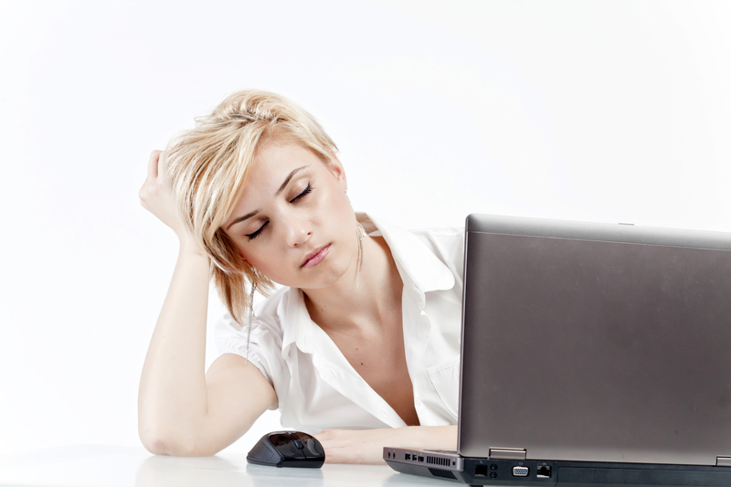 http://www.dreamstime.com/stock-photo-woman-tired-work-image26880710