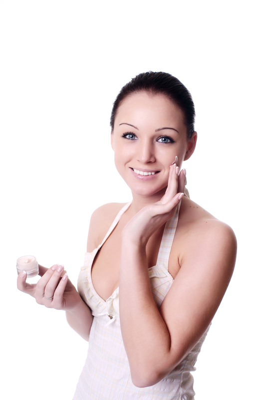 http://www.dreamstime.com/royalty-free-stock-photo-woman-applying-creme-face-image12172965