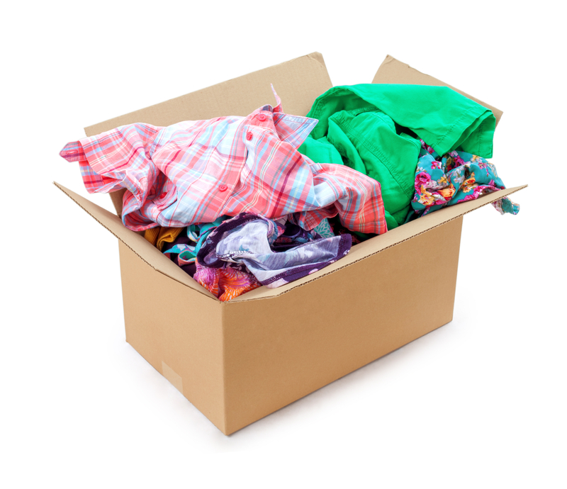 http://www.dreamstime.com/royalty-free-stock-photography-colored-clothing-box-isolated-white-background-image40383967
