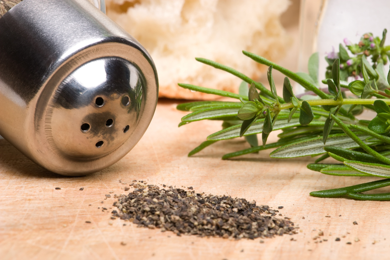 http://www.dreamstime.com/royalty-free-stock-photos-black-pepper-rosemary-image4856318