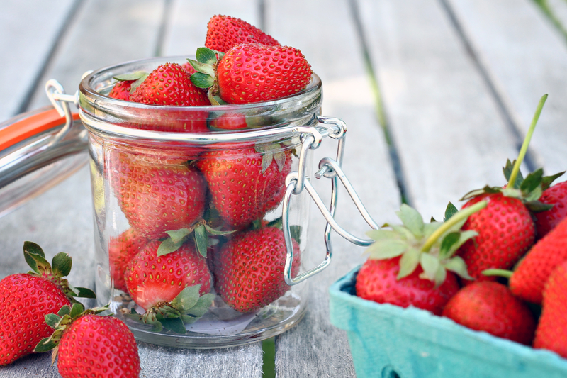 http://www.dreamstime.com/royalty-free-stock-image-jar-strawberries-glass-filled-image32875686