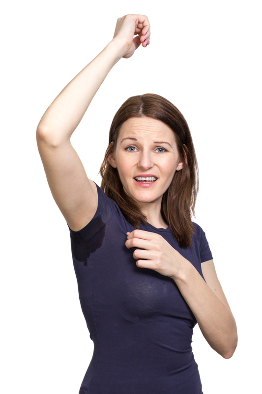 http://www.dreamstime.com/royalty-free-stock-image-woman-sweating-very-badly-under-armpit-blue-shirt-image33528346