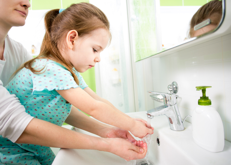 http://www.dreamstime.com/royalty-free-stock-photos-kid-mom-washing-hands-image38037278