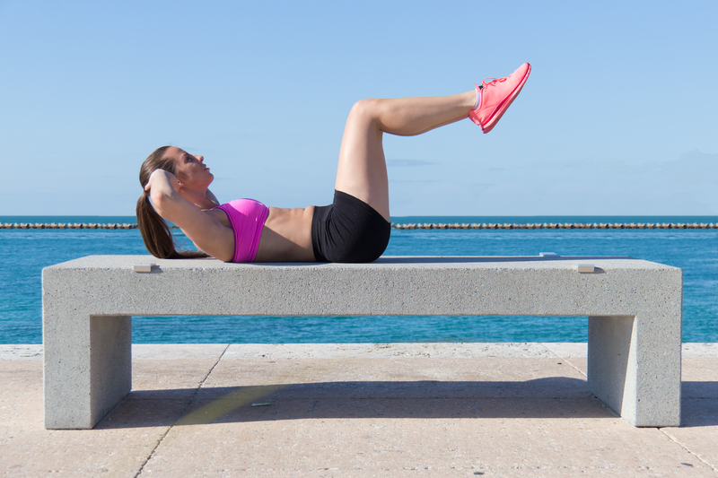 http://www.dreamstime.com/royalty-free-stock-photography-hispanic-woman-doing-ab-crunches-fitness-girl-image40779057