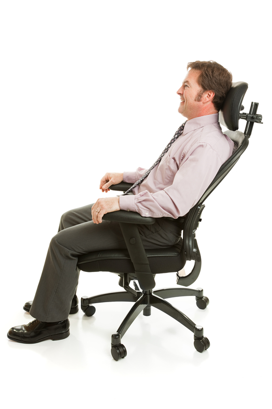 http://www.dreamstime.com/royalty-free-stock-image-relaxing-ergonomic-chair-image8222456