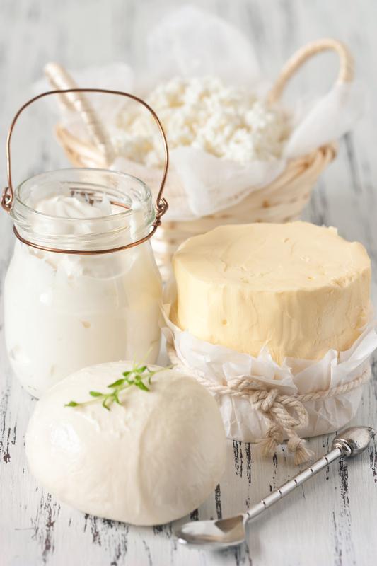mlečni proizvodi