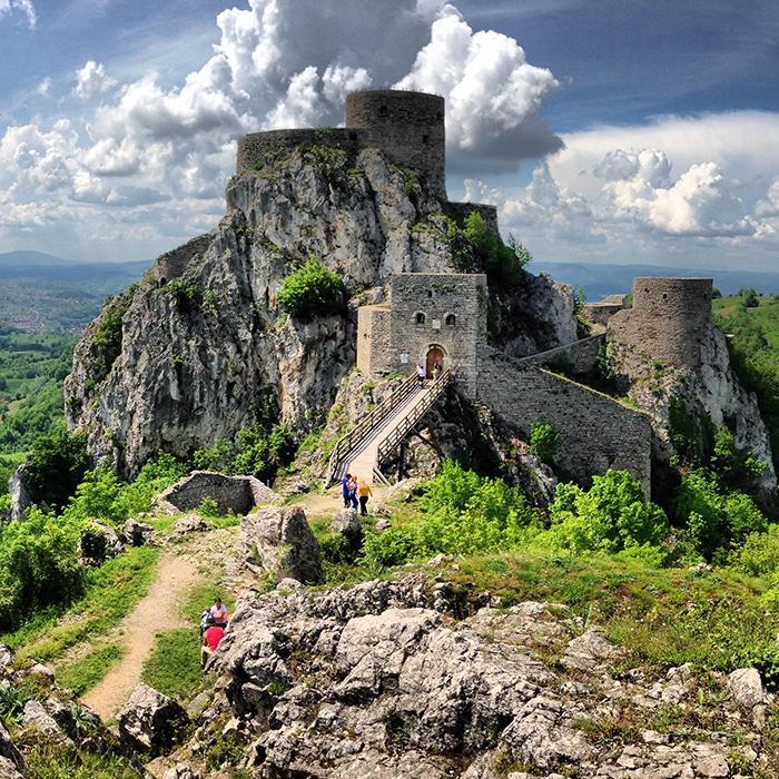 Srebrenik kula