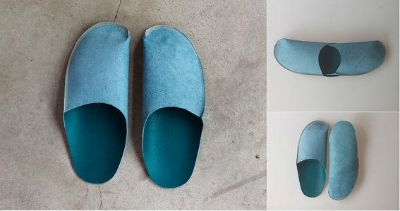 Najjednostavnije uradi sam papuče