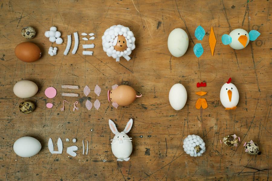 Zabavno dekorisanje vaskr njih jaja lifepress magazin for What are shells made of