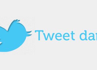 tweet dana