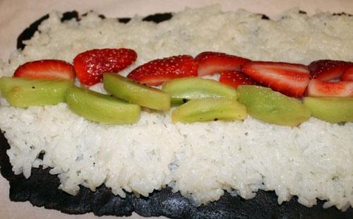 voćni suši