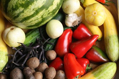 boje voća i povrća