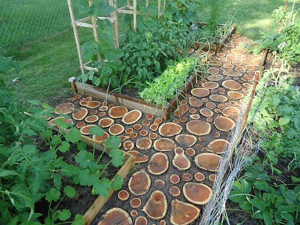 staza za baštu