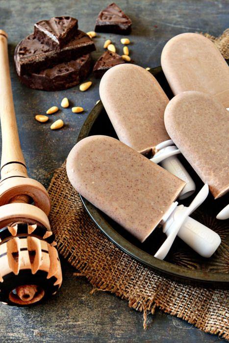 čokoladni sladoled