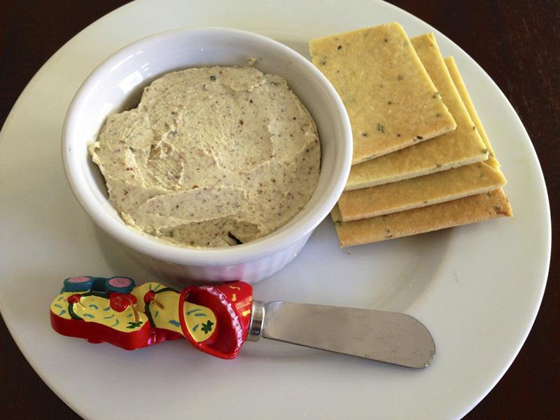 krekeri od bosiljka