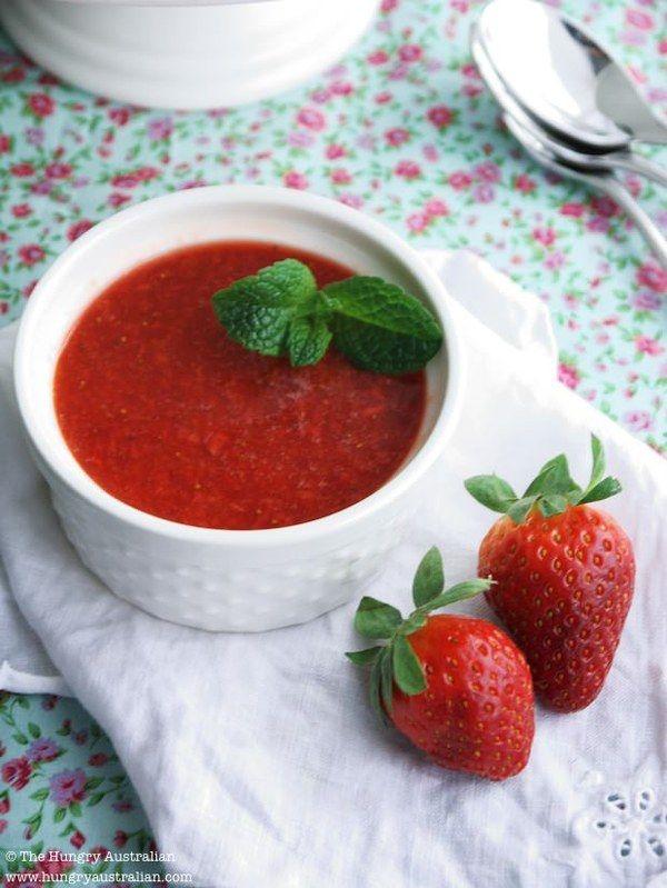 voćne supe