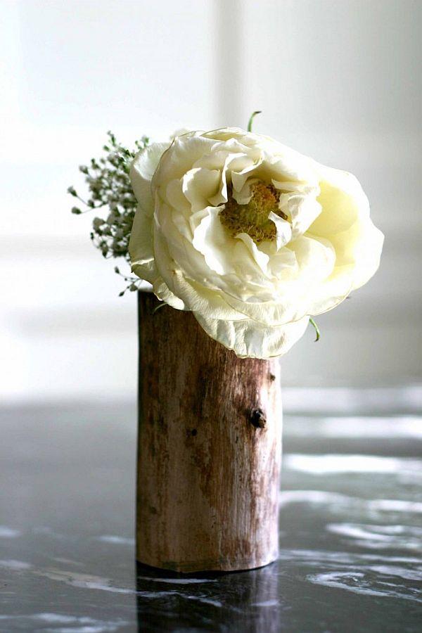 vaza od drveta