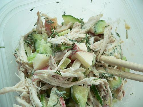 salate za ručak